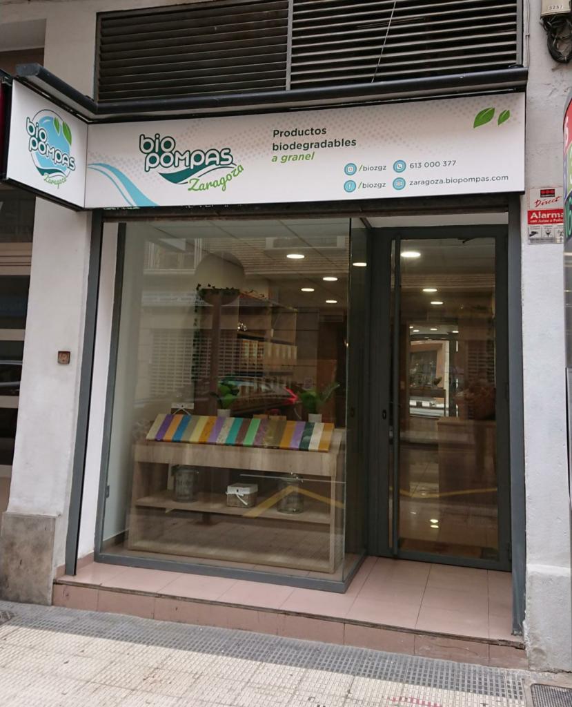 Zaragoza entrada